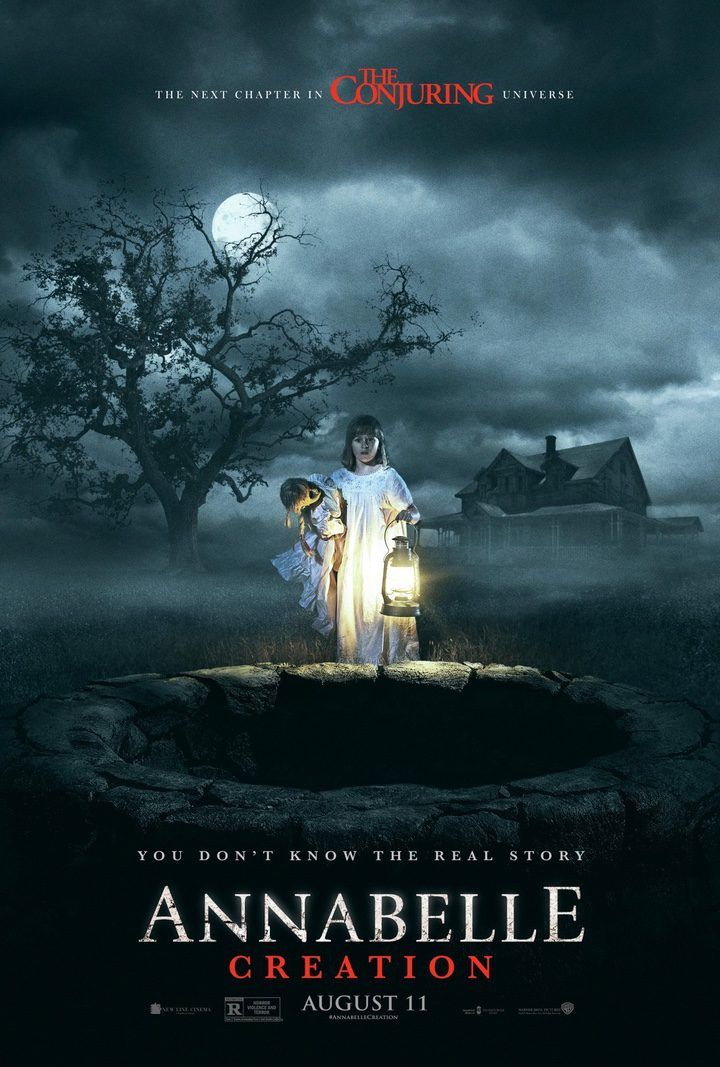 Tráiler de Annabelle creation