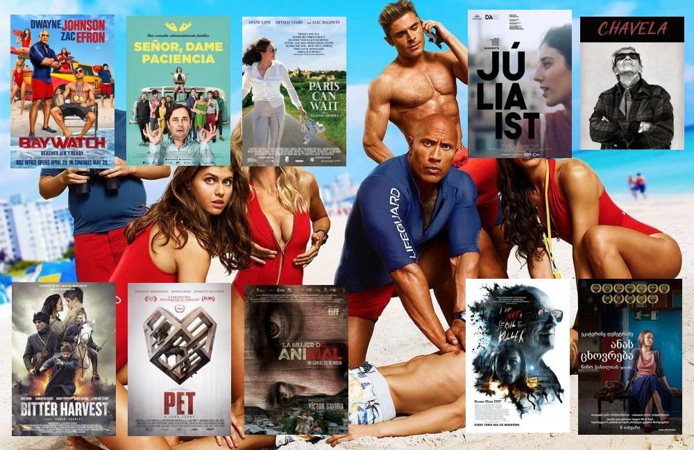Estrenos de cine del 16 de junio de 2017