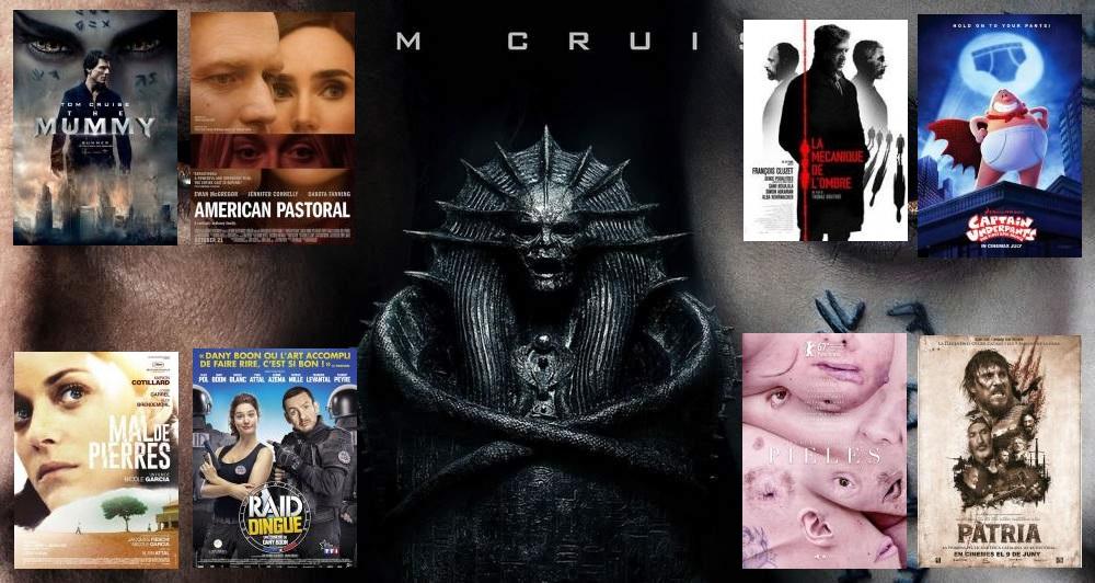 Estrenos de cine del 9 de junio de 2017