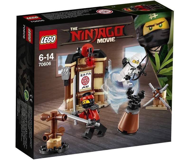 Concurso de LEGO Ninjago