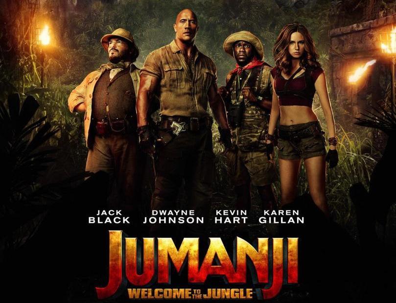 Crítica de Jumanji: Bienvenidos a la jungla