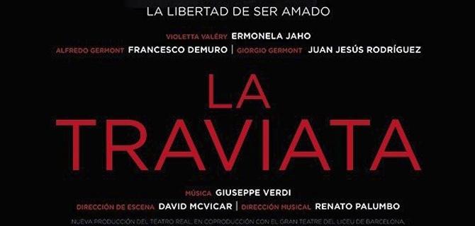 Ópera La Traviata en Yelmo Cines