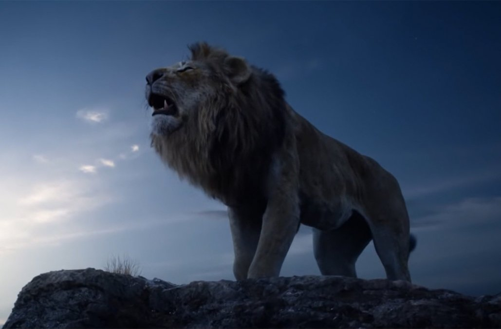 Nuevo tráiler de El Rey León