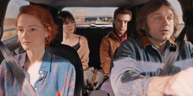 Crítica de 'Con quién viajas'. Agradable mezcla de comedia, thriller y drama