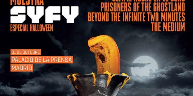 'Última noche en el Soho' y 'Prisoners of the ghostland', platos fuertes del Especial Halloween de la Muestra Syfy